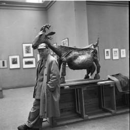Выставка «Мишель Сима. Гении в мастерских. Закулисье парижской арт-сцены»