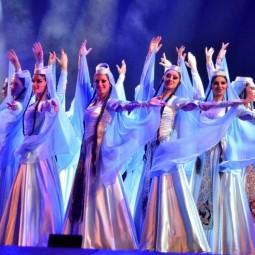 Шоу «Эрисиони»