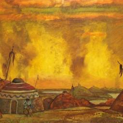 Выставка «Н. К. Рерих и театр»