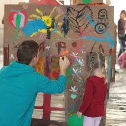 Семейный фестиваль «Краски детства» 2018