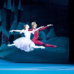 Балет «Щелкунчик» на большом экране в Новой Голландии