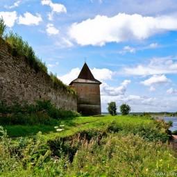 Фестивальные выходные в крепости Орешек