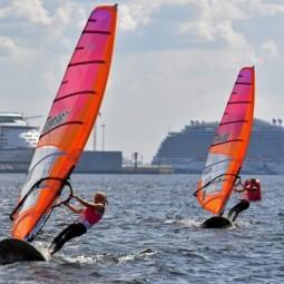 Чемпионат Санкт-Петербурга по сёрфингу 2020