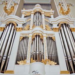 Фестиваль «Романтический орган Белых ночей» 2016