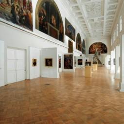 Выставка «Академия трех знатнейших художеств — 260 лет»