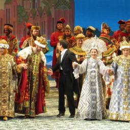 Онлайн спектакли по сказкам А. С. Пушкина в Мариинском театре