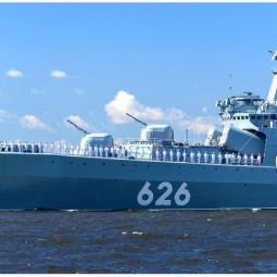 День ВМФ-2017 в Кронштадте