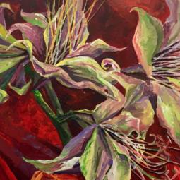 Выставка «Цветное»