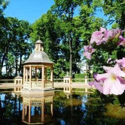 Опера «Евгений Онегин» в Летнем саду 2020