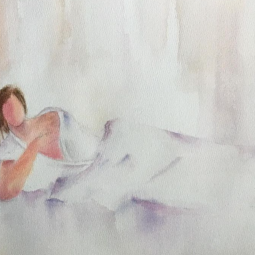 Женские образы на выставке в галерее Мольберт