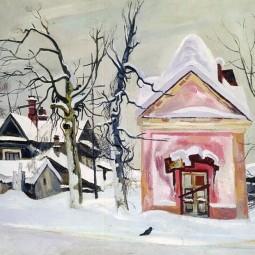 Выставка «Андрей Блиок»