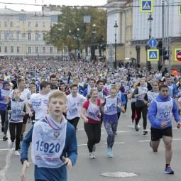 Всероссийский день бега «Кросс Нации-2017»