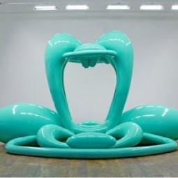 Выставка «Пластическая масса»