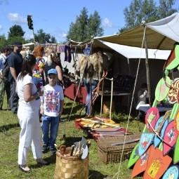 Военно-исторический фестиваль «Шведский уикенд. Битва за Сваргас» 2017