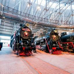 Виртуальный тур по Музею Железных дорог России