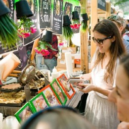 Фестиваль «О, да! Еда! Foodball-маркет на Крестовском»