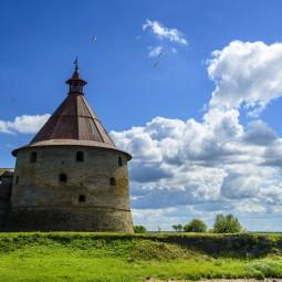 Открытие крепости Орешек лето 2020