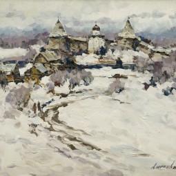 Выставка  «Ладожская крепость. 900 лет истории»