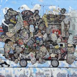 Выставка «Русские забавы»