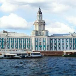 «Музей антропологии и этнографии» открытие 14 июля лето 2020