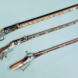 Выставка «Коллекция оружия Гатчинского дворца»