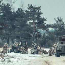 Военно-исторический фестиваль «Зимняя война. Окончание. Год 1940»