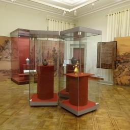 Выставка  «Императорский вкус: искусство при дворах князей императорской крови Китая в XV веке»