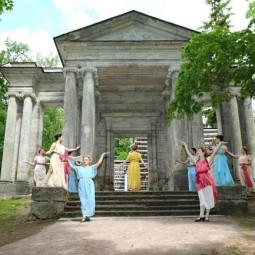 Открытие летнего паркового сезона в Гатчине 2019