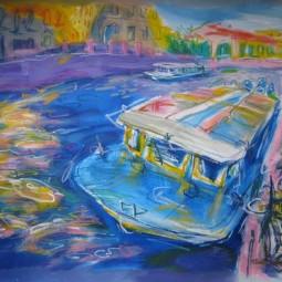 Выставка «Цвета Солнечного города»