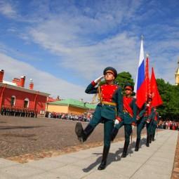 Праздник «155-летие создания Западного военного округа»