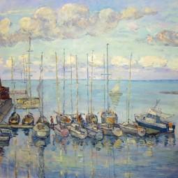 Выставка «Душа Петербурга»