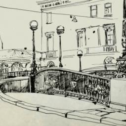 Выставка «Воспоминания о Ленинграде»