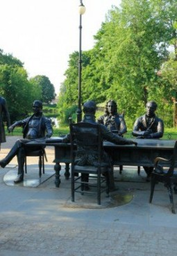 Александровский парк Санкт-Петербург