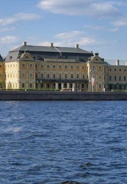 Меншиков Дворец