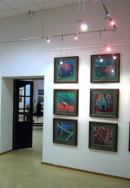 Выставочный зал «Центр книги и графики»