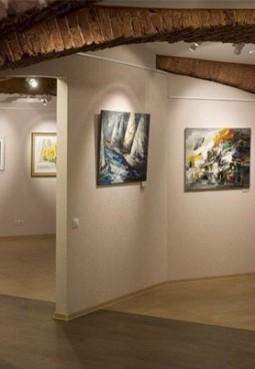 Галерея современного искусства «Моховая-18»