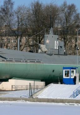 Мемориальный комплекс «Подводная лодка Д-2 «Народоволец»