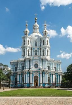 Музей-памятник Воскресенский Смольный собор