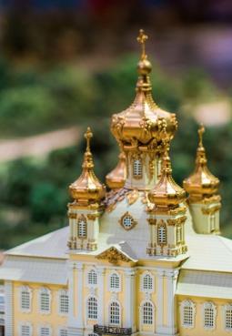 Музей-макет Петербурга и пригородов «Петровская Акватория»