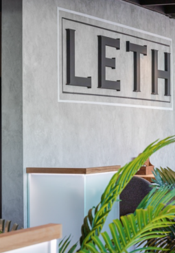 Ресторан авторской кухни Leth