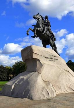 Памятник Петру I «Медный Всадник»