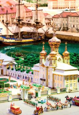 Музей-Макет Петербурга и пригородов 18 века