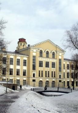 Центральный музей железнодорожного транспорта Российской Федерации