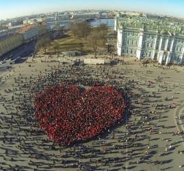 Праздник на Невском проспекте в рамках празднования Дня города – Дня основания Санкт-Петербурга