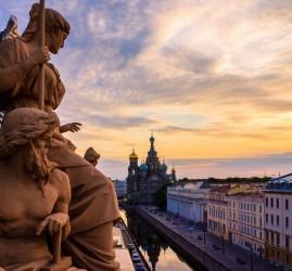 Топ-10 интересных событий в Санкт-Петербурге на выходные 25 и 26 ноября
