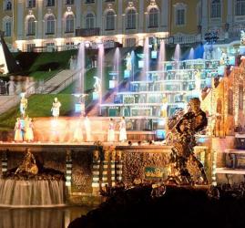 Осенний праздник фонтанов 2019