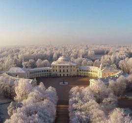 Новогодний праздник для детей «Новогодние истории в Павловском Дворце»