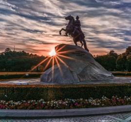 Нерабочая неделя с 28 марта по 5 апреля в Санкт-Петербурге 2020