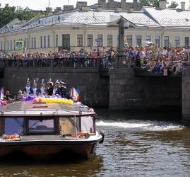 Санкт-Петербургский речной карнавал 2017