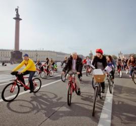Большой Велопарад-2018